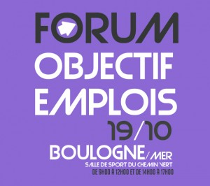 forum objectif emplois le 19 octobre boulogne sur mer atp62. Black Bedroom Furniture Sets. Home Design Ideas